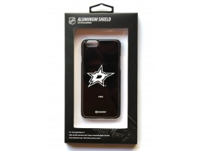 "NHL Aluminium Shield LGX-11540 pouzdro iPhone 6 / 6S (4,7"") Dallas Stars"