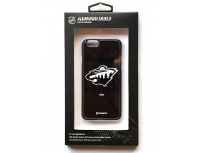 "NHL Aluminium Shield LGX-11541 pouzdro iPhone 6 / 6S (4,7"") Minnestota Wild"