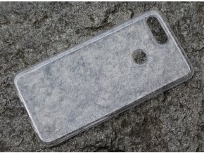 Pouzdro FITTY Ultra Tenké 0,3mm Xiaomi Mi 8 Lite transparentní
