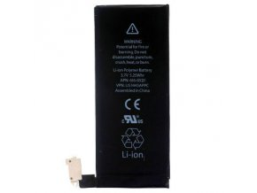 Baterie pro Apple iPhone 4 APN: 616-0521 - 1420 mAh (bulk) - HQ