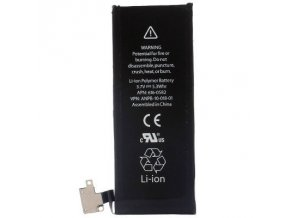 Baterie pro Apple iPhone 4S APN: 616-0582 - 1430 mAh (bulk) - HQ