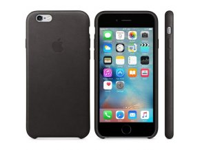Apple MKY02ZM/A pouzdro iPhone 6 / 6S charcoal (blister)