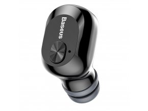 Baseus Encok A03 bluetooth handsfree (iOS / Android) černé BT 5.0 NGA03-01
