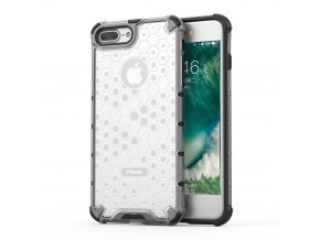 "HoneyComb Armor Case odolné pouzdro pro Apple iPhone 7+ / 8+ (5,5"") clear white"