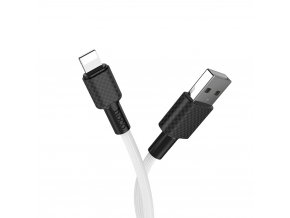 HOCO X29 USB kabel - iPhone lightning 1m / 2A bílý