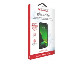 Zagg Invisible Shield Glass Plus ochranné tvrzené sklo iPhone XR / iPhone 11