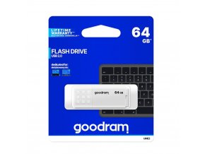 Goodram UME2-0640W0R11, 64GB flash disk / USB 2.0