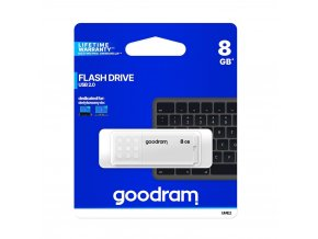 Goodram UME2-0080W0R111, 8GB flash disk / USB 2.0