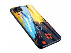 "Pouzdro Color Glass pro Apple iPhone 7+/8+ (5,5"") (pattern 1)"