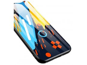 Pouzdro Color Glass pro Apple iPhone Xr (pattern 1)