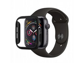 Spigen Thin Fit pouzdro / kryt k Apple Watch 4/5/6/SE - 40mm černý