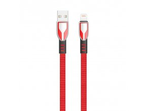 Dudao L3PROL USB kabel - iPhone Lightning / 1m / 5A červený