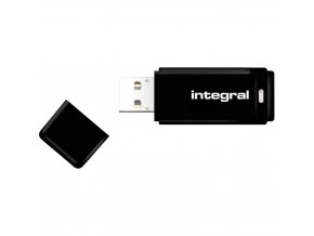 Integral USB 2.0 flash disk 64GB černý