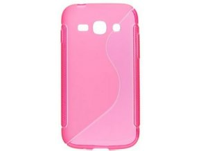 S Case pouzdro Samsung S7270 Galaxy Ace3 pink