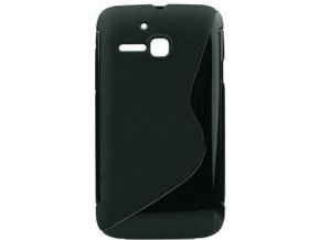 S Case pouzdro Alcatel One Touch S Pop (4030) black / černé