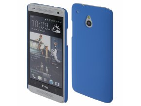 Coby Exclusive kryt HTC One Mini (M4) blue / modrý