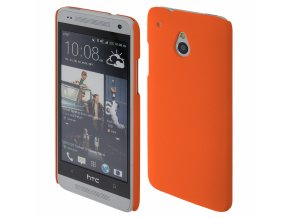 Coby Exclusive kryt HTC One Mini (M4) orange / oranžový
