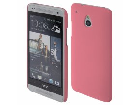 Coby Exclusive kryt HTC One Mini (M4) pink / růžová