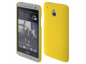 Coby Exclusive kryt HTC One Mini (M4) yellow / žlutý