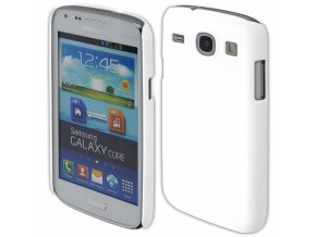 Coby Exclusive kryt Samsung i8260 Galaxy Core white