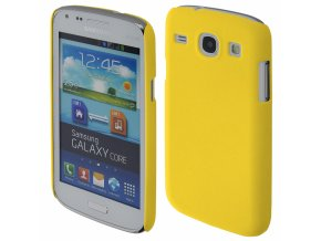 Coby Exclusive kryt Samsung i8260 Galaxy Core yellow