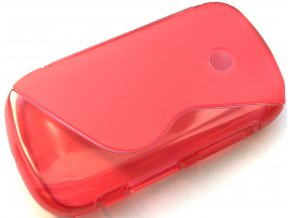 S Case pouzdro Samsung S6010 Galaxy Music red
