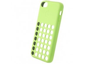 Apple MF037ZM/A pouzdro iPhone 5C green (blister)