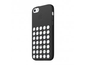 Apple MF040ZM/A pouzdro iPhone 5C black (blister)