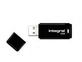 Integral USB 2.0 flash disk 32GB černý