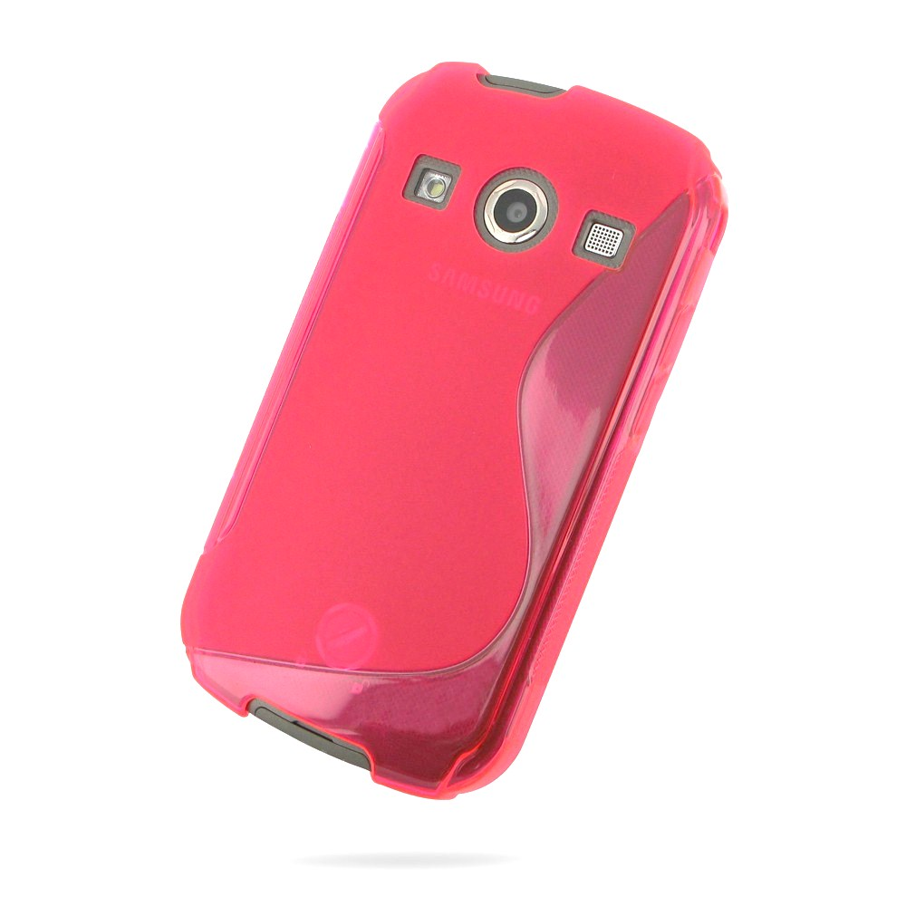 S Case pouzdro Samsung S7710 Galaxy XCover2 pink