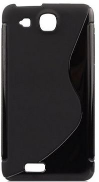 S Case pouzdro Alcatel One Touch Idol Ultra (6033x) black / černé