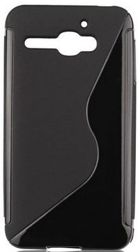 S Case pouzdro Alcatel One Touch Star (6010) black / černé