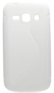 S Case pouzdro Samsung S7270 Galaxy Ace3 white
