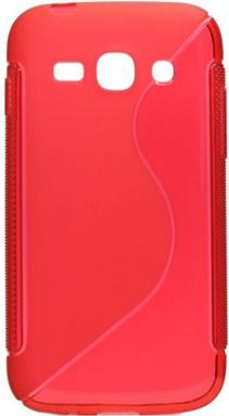 S Case pouzdro Samsung S7270 Galaxy Ace3 red