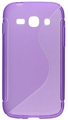 S Case pouzdro Samsung S7270 Galaxy Ace3 purple