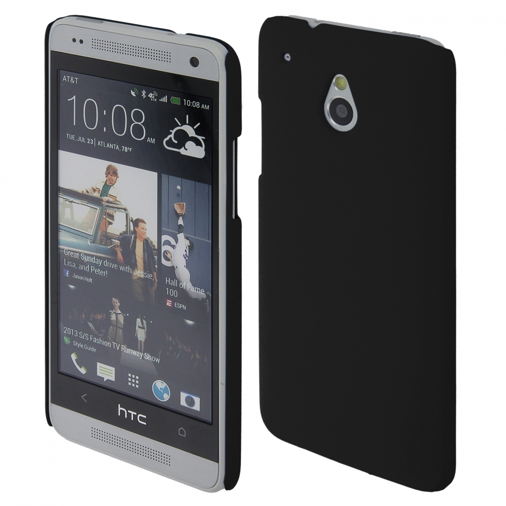 Coby Exclusive kryt HTC One Mini (M4) black / černý