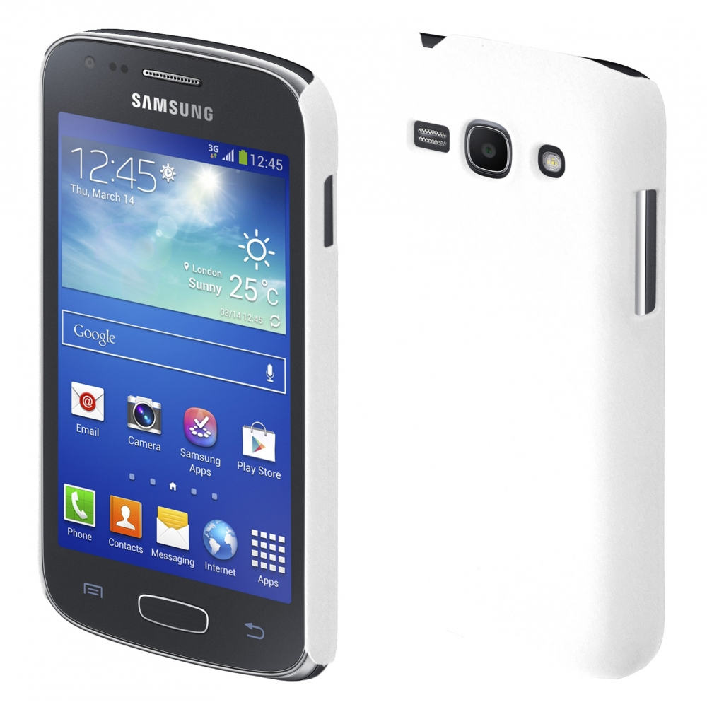 Coby Exclusive kryt Samsung S7270 Galaxy Ace3 white