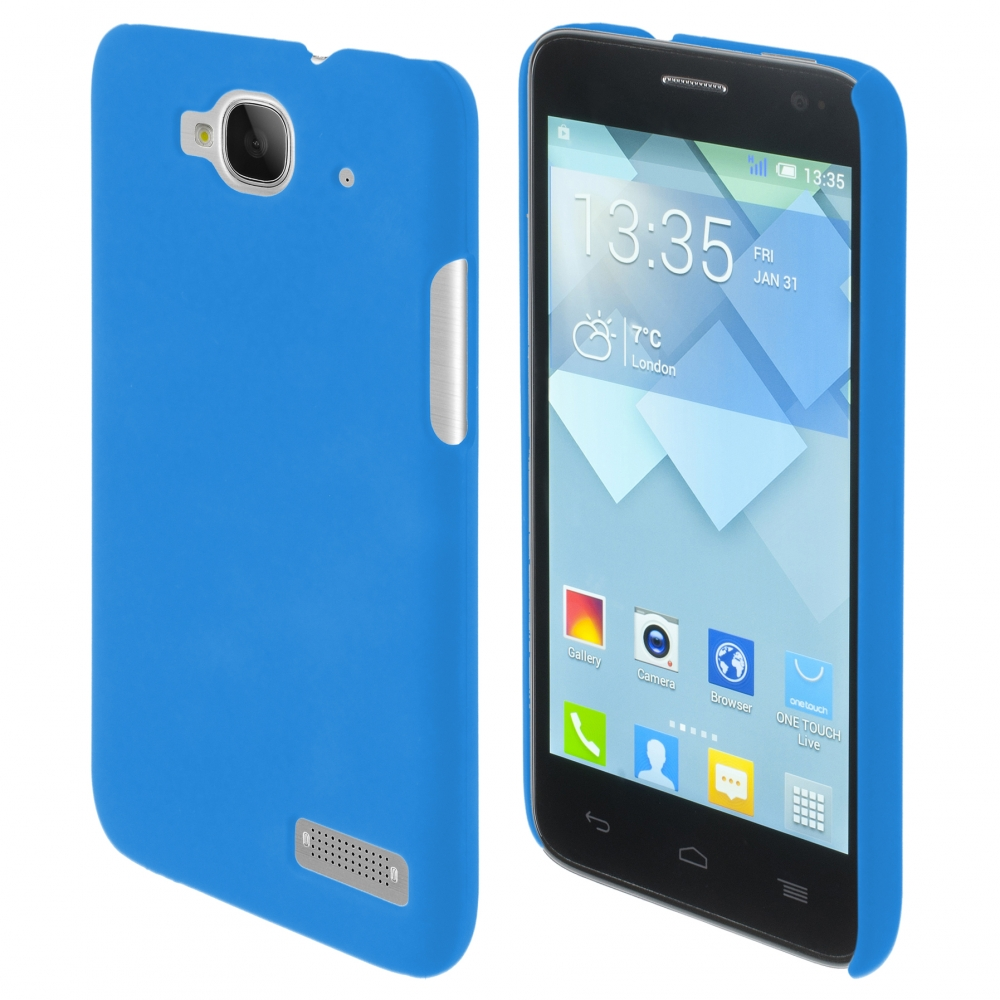 Coby Exclusive kryt Alcatel One Touch Idol Mini (6012D) blue / modrý