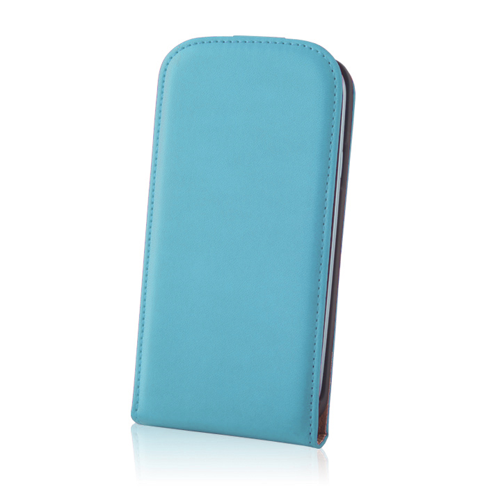 SLIGO DeLuxe pouzdro LG H440 Spirit 4G LTE light blue
