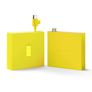 NOKIA DC-18 power bank 1720mAh yellow / žlutý (blister)