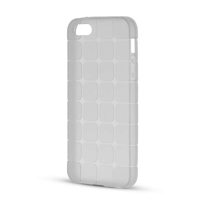 "Cube Cover pouzdro iPhone 6 (4,7"") transparent white"