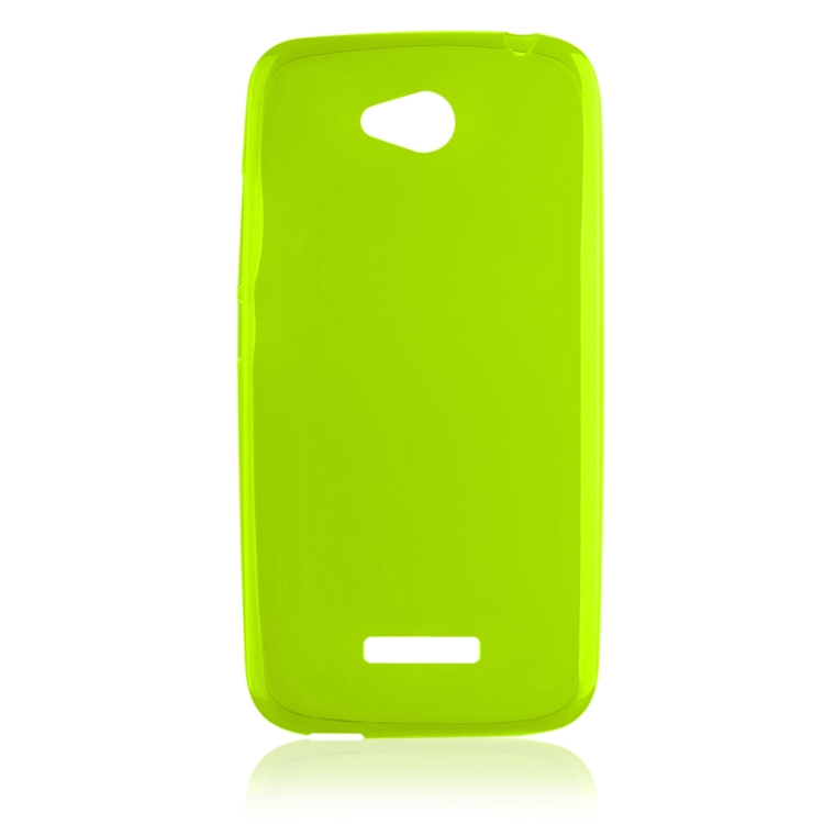 Pouzdro FITTY Ultra Tenké 0,3mm HTC Desire 616 zelené