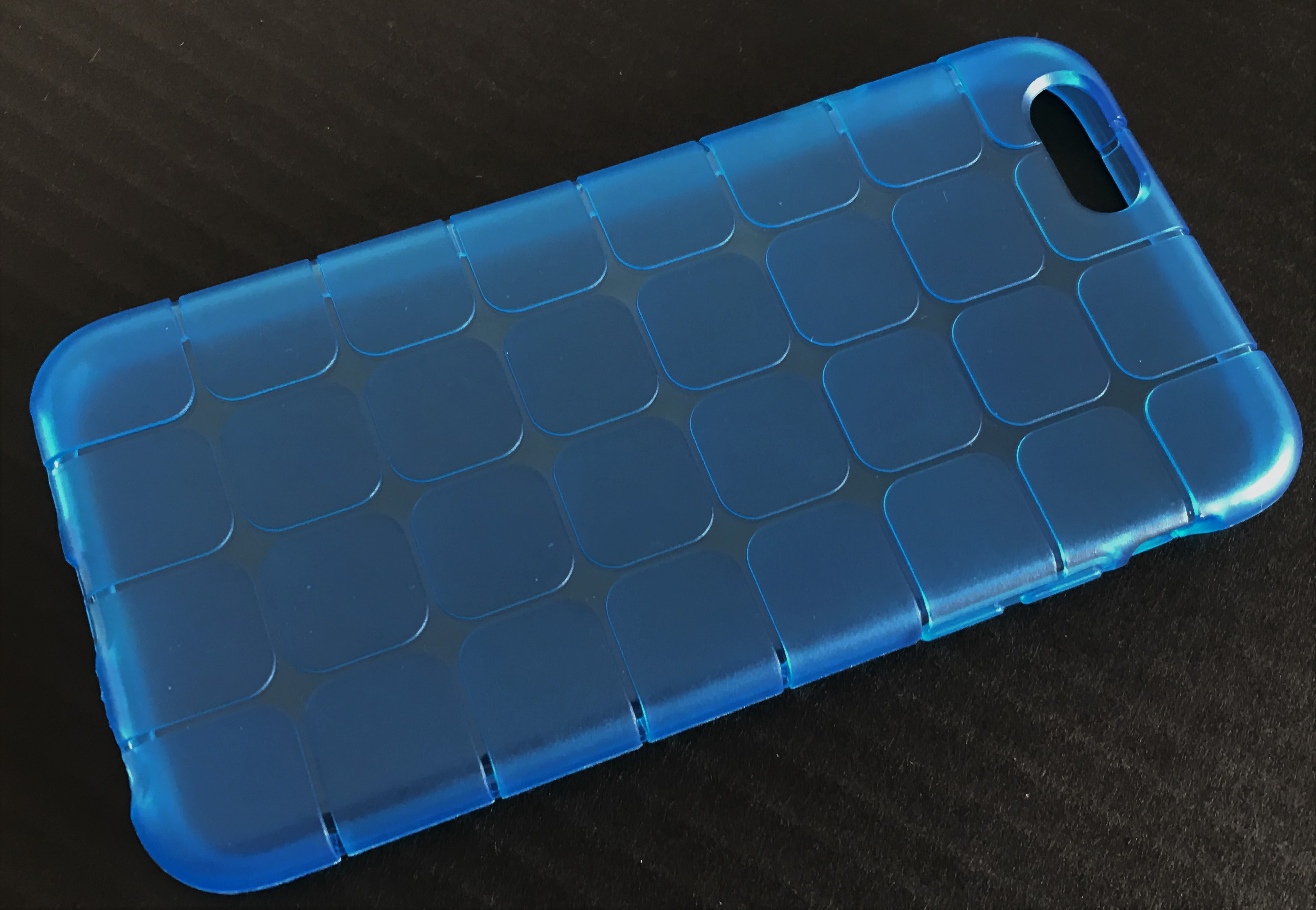 "Cube Cover pouzdro iPhone 6 (4,7"") blue"