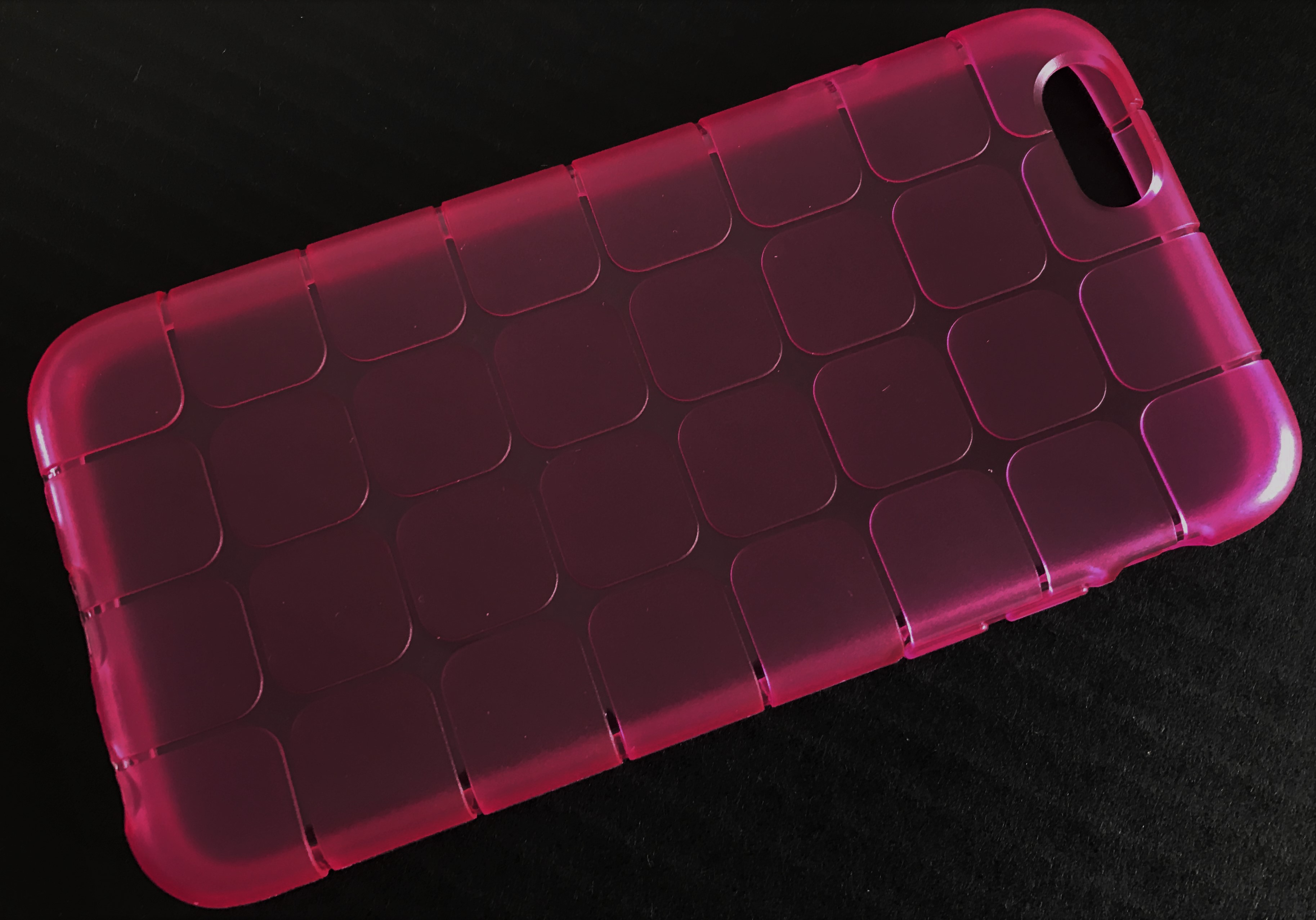 "Cube Cover pouzdro iPhone 6 (4,7"") pink"