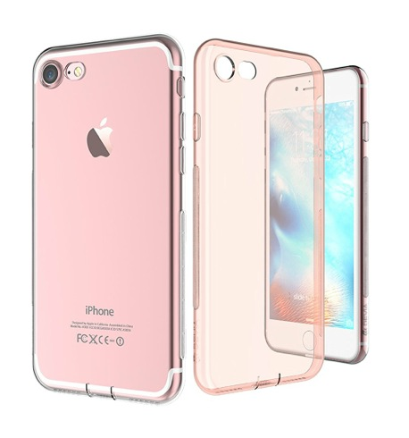 "Devia Naked pouzdro iPhone 7 (4,7"") rose gold"