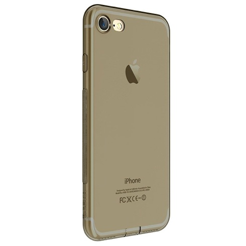 "Devia Naked pouzdro iPhone 7 (4,7"") Smokey grey"