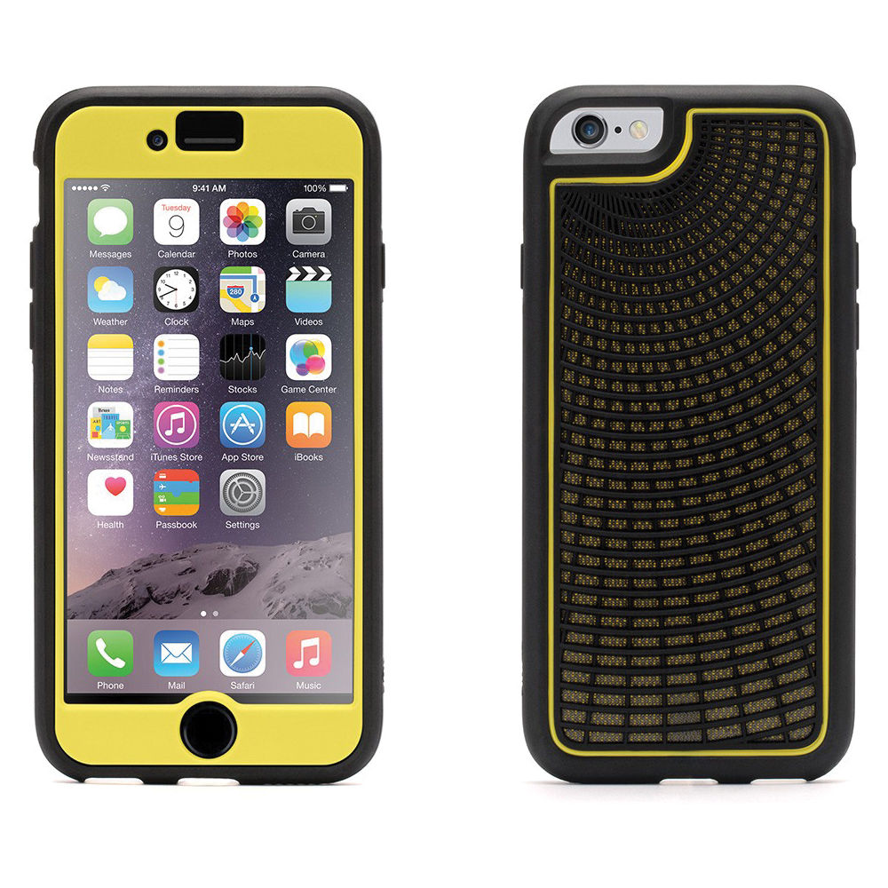 "Griffin Identity pouzdro GB40503 pro iPhone 6/6S (4,7"") black/yellow"