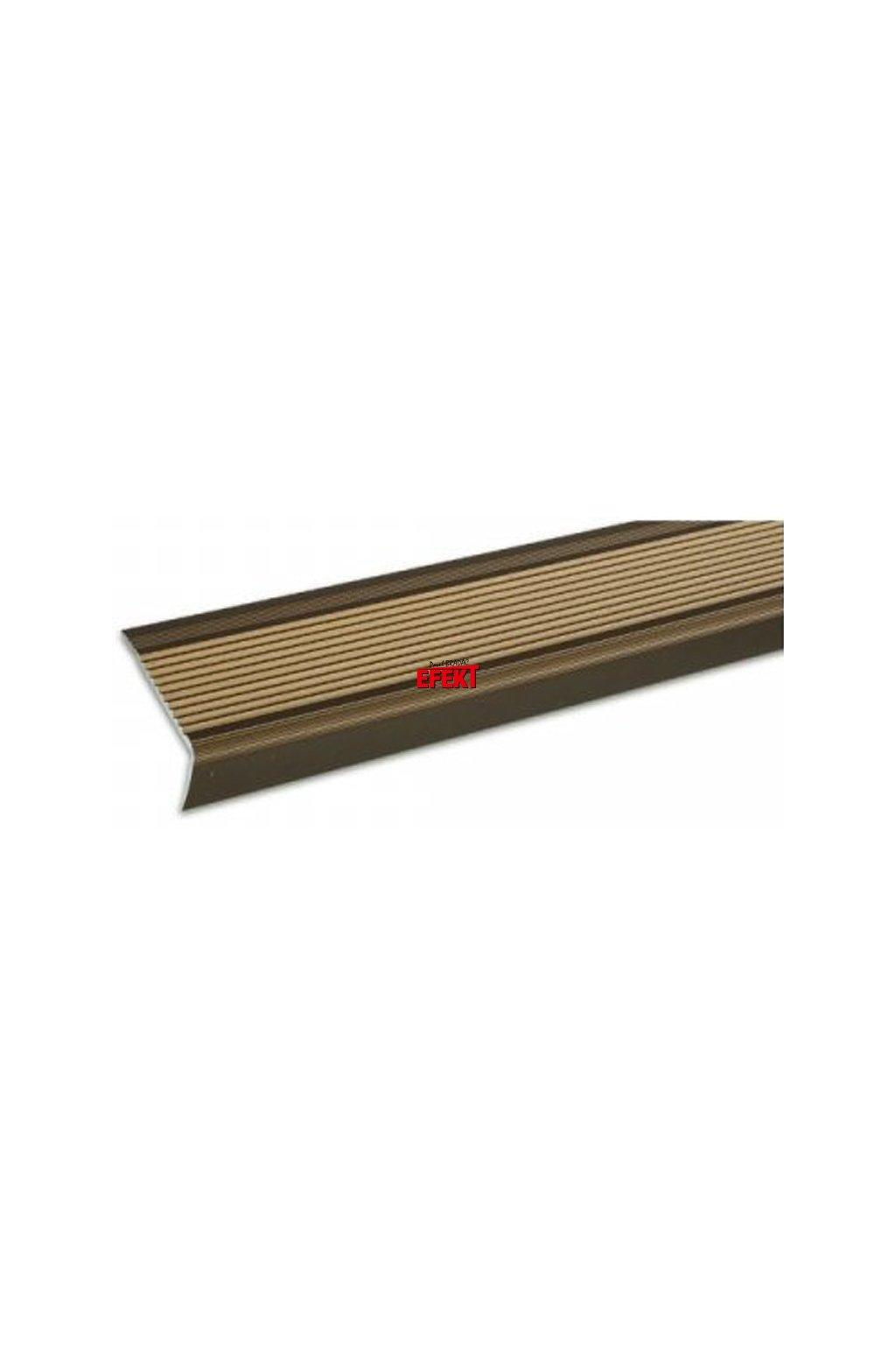 45x23mm schodový profil