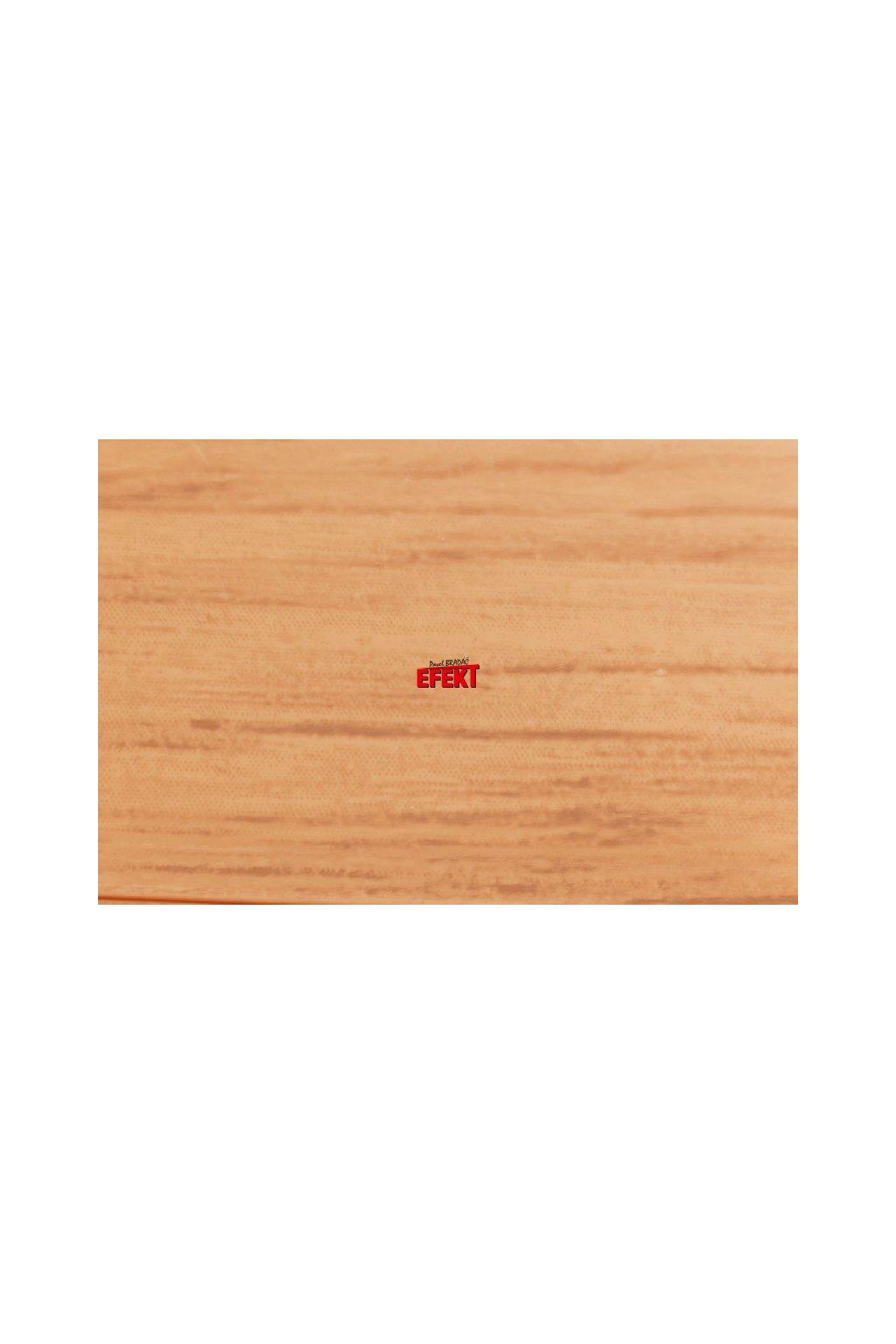 Plastová soklová lišta Bolta 5cm 0034 jemný dub