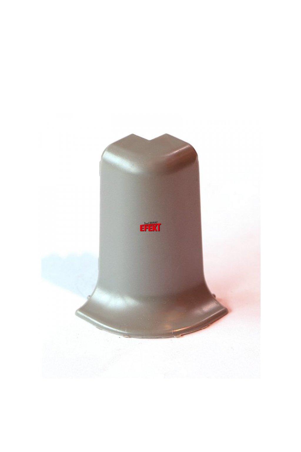 Roh k lište Bolta 8731 stříbrná